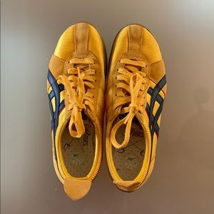 ASICS Onitsuka Tiger Yellow Mexico 66 in M 6